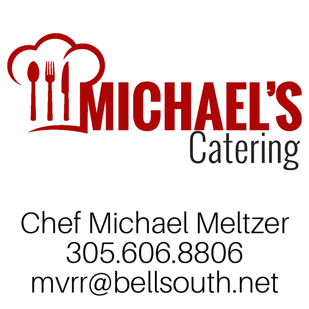 Chef Michael Meltzer